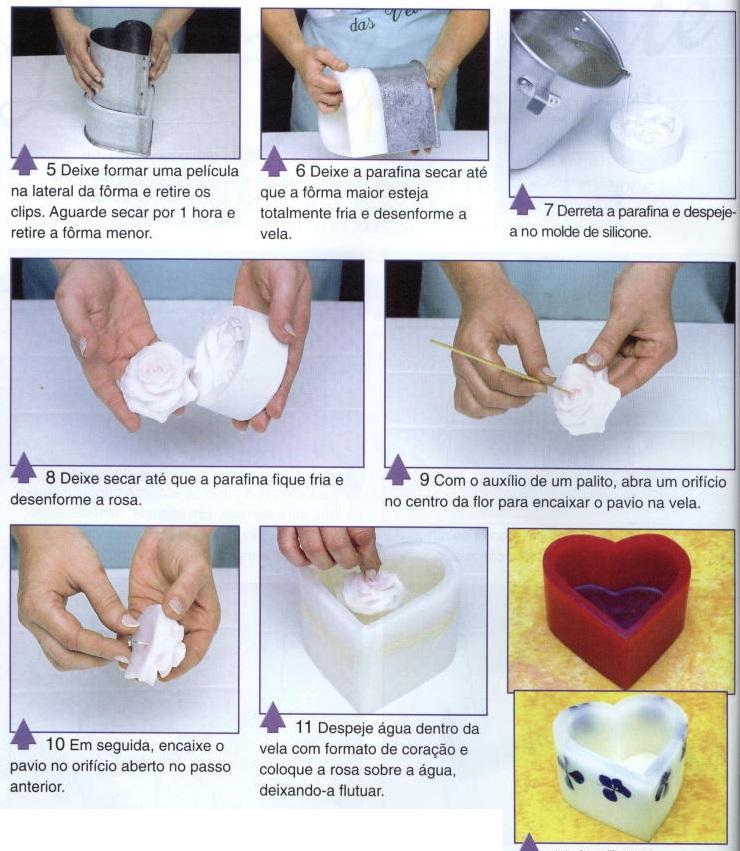Как делать парафин своими руками