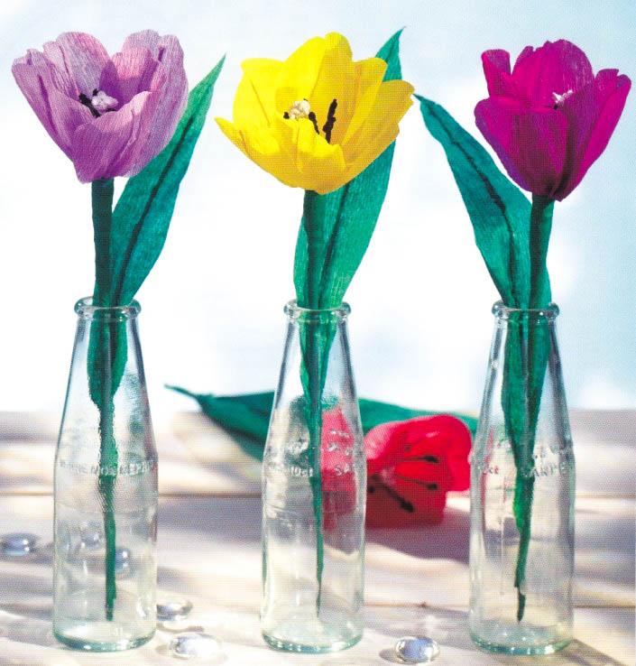 Как сделать переходник тюльпан