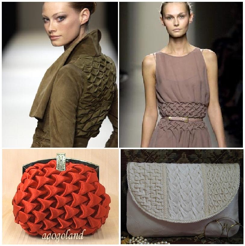 Буфы схемы для платья