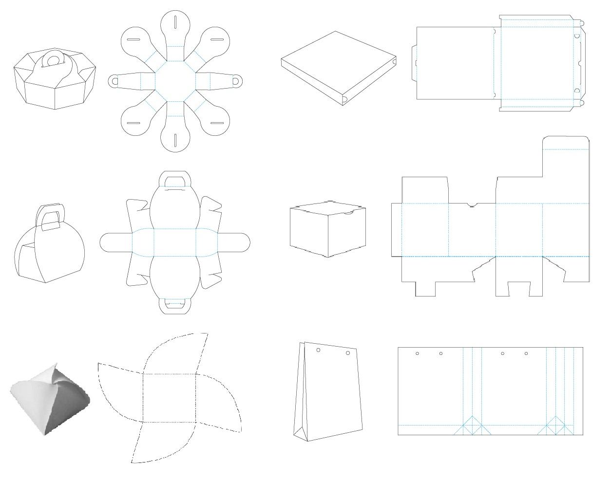 Блестящие красивые, красивые коробочки из картона своими руками схемы