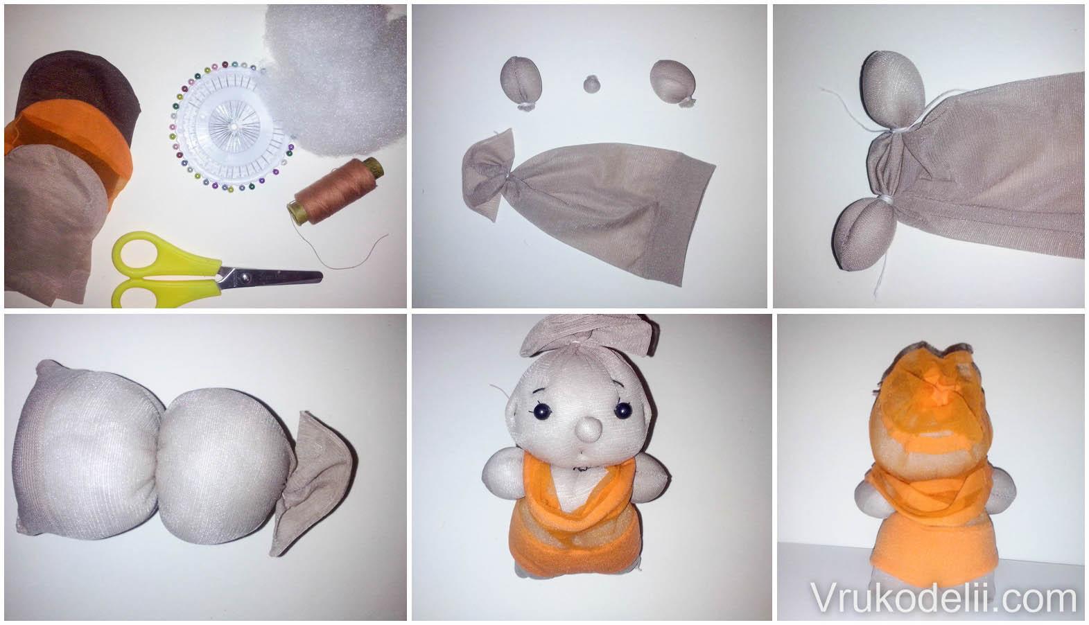 Куклы своими руками мастер класс пошагово фото