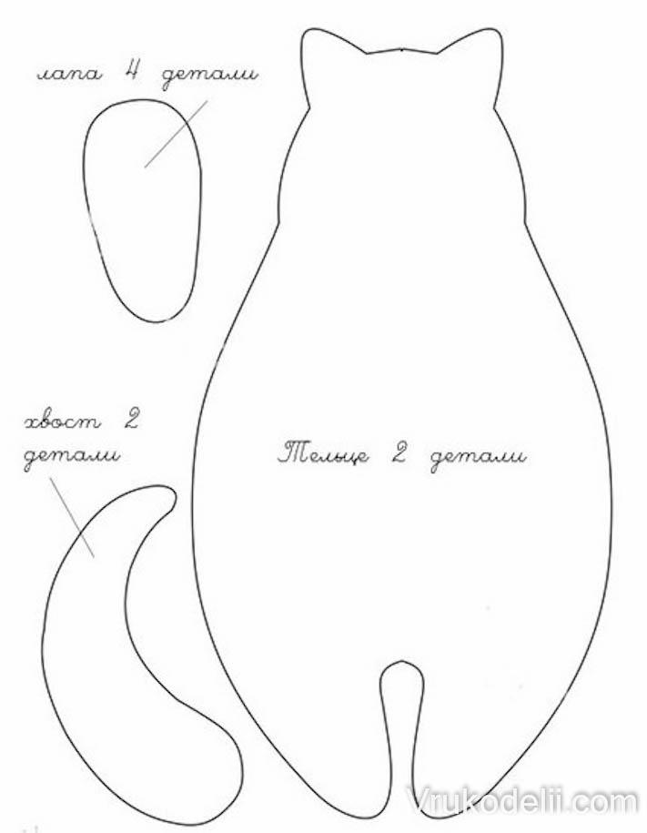 Тильды котов