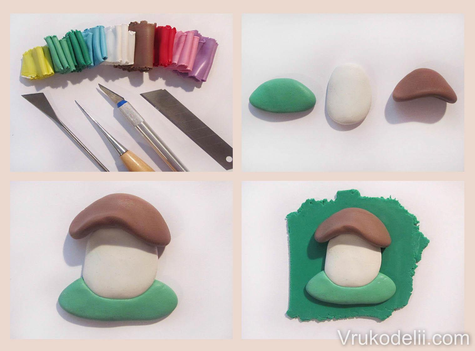 Поделки из пластилина magic clay