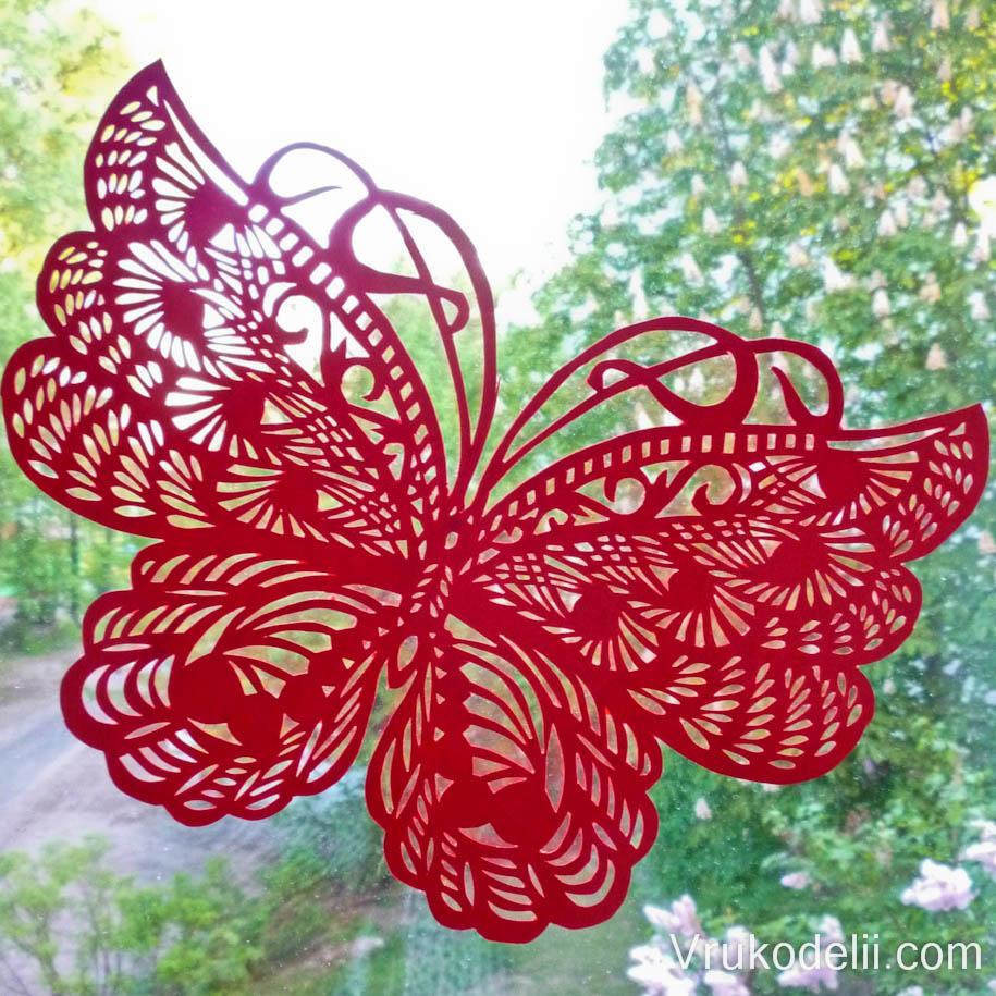 Нож бабочка своими руками из бумаги фото 634