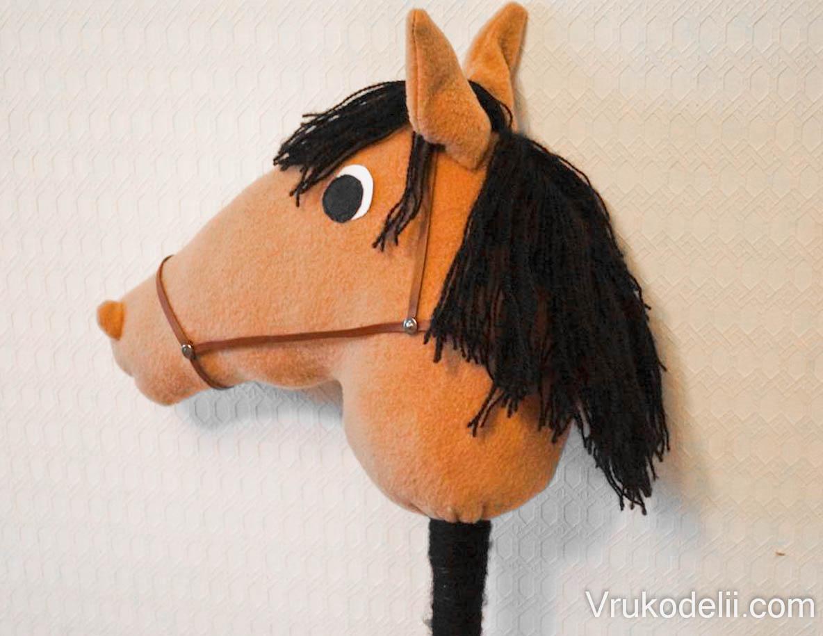 Как сделать лошадку из ткани фото 775