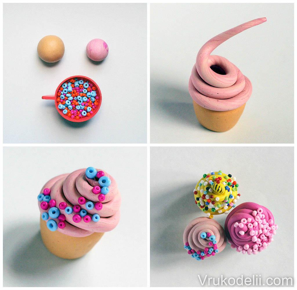 Как сделать из пластилина вещи своими руками