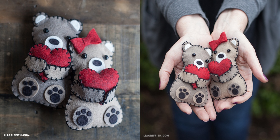 Мягкая игрушка в подарок своими руками