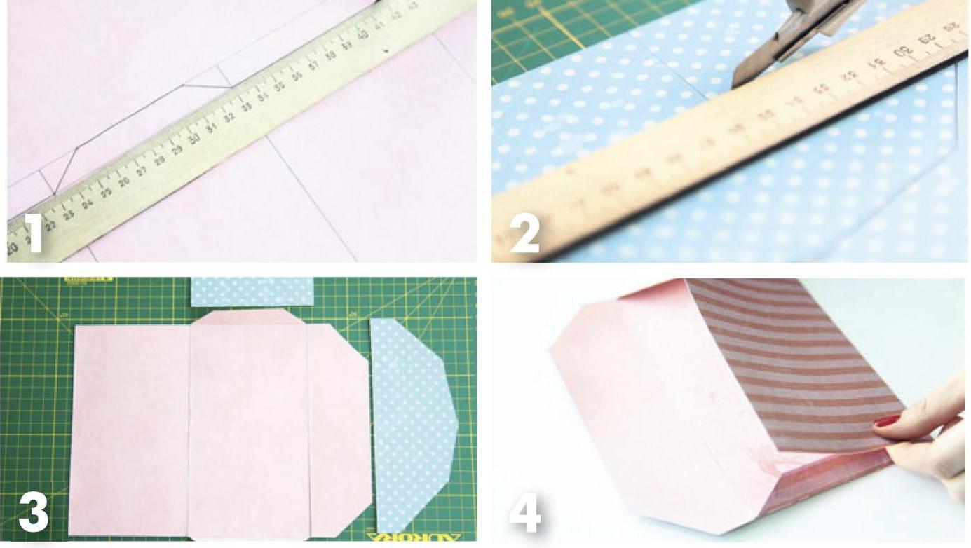 Прикольные, как сделать конверт для денег своими руками из открыток