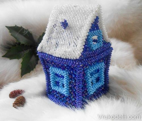 бисерный дом