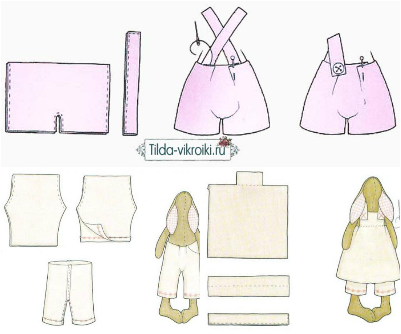Зайцы одежда